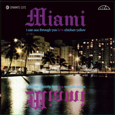 # 21 (Dynamic Cuts 7022) Miami - Chicken Yellow