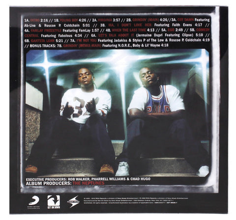 #180 (GET-56029-7-S1)  Clipse-Lord Willin' 7 Inch Box Set