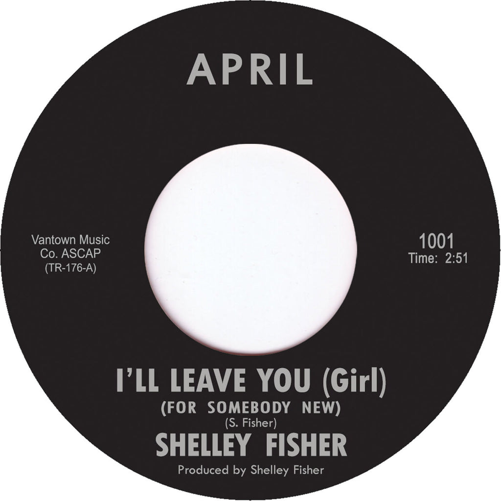 # 70 (TR-1001) I'll Leave You/St. James Infirmary Shelley Fisher