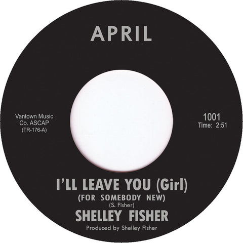 # 70 I'll Leave You/St. James Infirmary Shelley Fisher