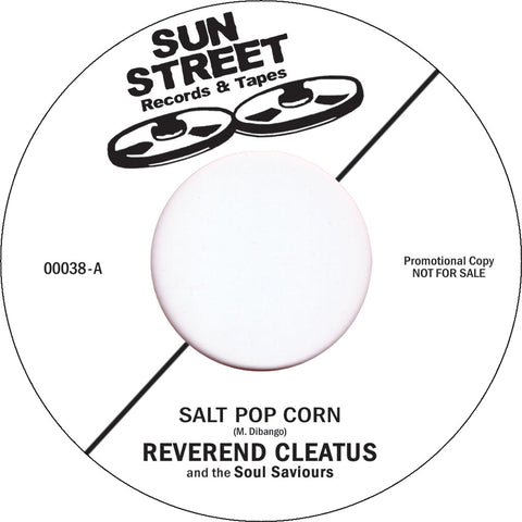 # 73 (00038) Salt Popcorn/Soul Saviour Stew - Reverend Cleatus