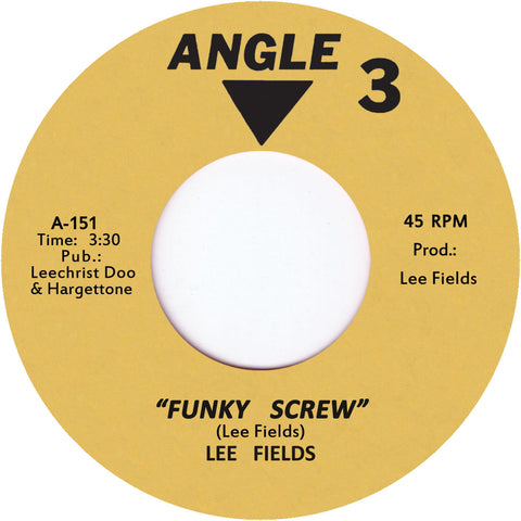 # 94 (TR-151) Funky Screw/The Bull Is Coming - Lee Fields