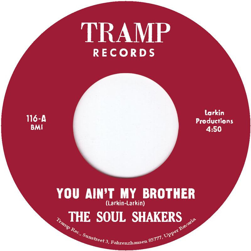 TR-116 The Soul Shakers-You Ain't My Brother/Milt Larkin & The Soul Shakers-You Ain't My Brother
