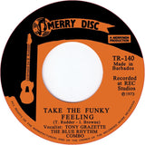 TR-140 Tony Grazette/The Blue Rhythm Combo-Merry Disc/The Blue Rhythm Combo-Black Water Gold
