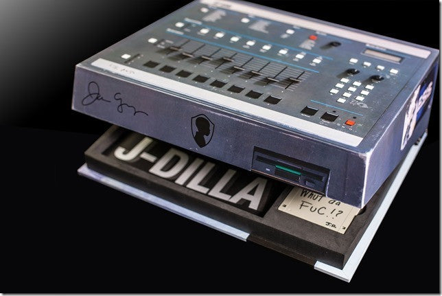 J Dilla-The King Of Beats/MA Dukes Yancey Collector's Edition SP 1200 Box Set
