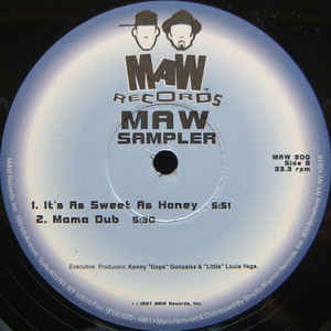 Hillbilly Song/Dance & Shout/It's As Sweet As Honey/Mama Dub-Maw Sampler