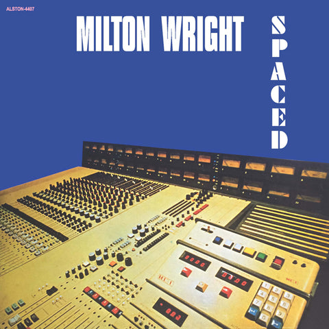 #376 Spaced - Milton Wright (White Vinyl)