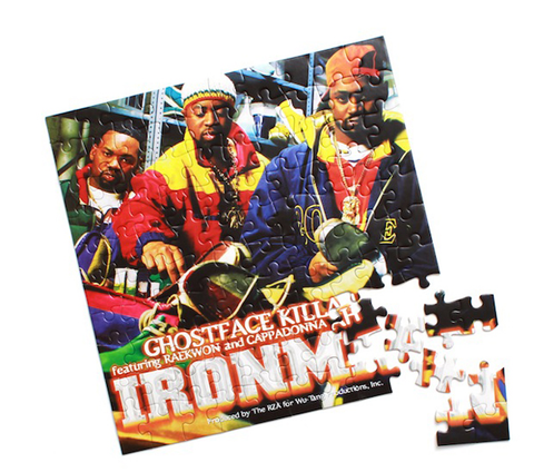 GET-9007 Ghostface Killah - Ironman (Puzzle)