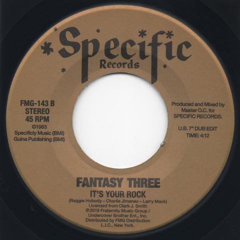 #248 It's Your Rock  - The Fantasy Three