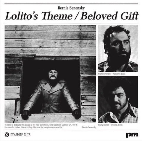 #264 Lolito's Theme/Beloved - Bernie Senensky