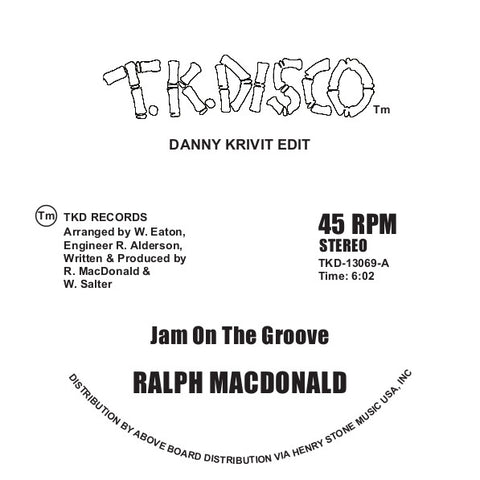 #445 Jam On The Groove (Danny Krivit Edit) - Get Off Your Aaah And Dance Foxy6.20