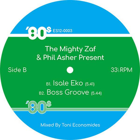 #405 Sounds & Reasons / Isole Eko / Boss Groove / The Mighty Zaf & Phil Asher