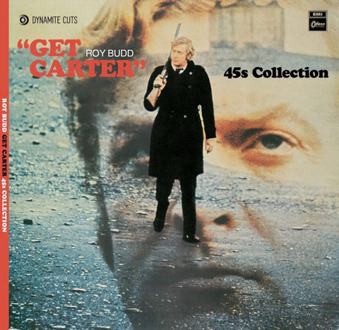 #503 Get Carter Soundtrack 45 Collection - Roy Budd