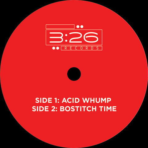 #407 Acid Whump / Bostich Time - Basements Edits 2 - Jamie 3:26