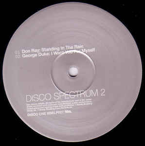#539 Disco Spectrum 2 - Joey Negro