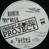 Maw-078 Tribal Flute/The Amazon Masters At Work Unreleased Project
