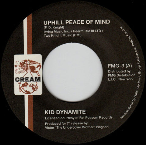 # 28 Cream Breaks Uphill Peace Of Mind - Kid Dynamite