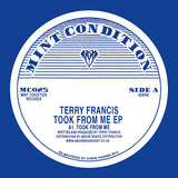 #374 Took From Me Ep - Terry Francis