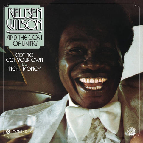 #261 Reuben Wilson - Got To Get Your Own/Tight Money