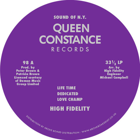 #440 High Fidelity Ep - High Fidelity