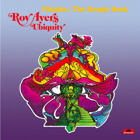 #497 Fikisha / The Boogie Back - Roy Ayers