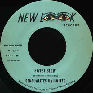 # 61 (New Look 003) Sensualites Unlimited - Sweet Blow