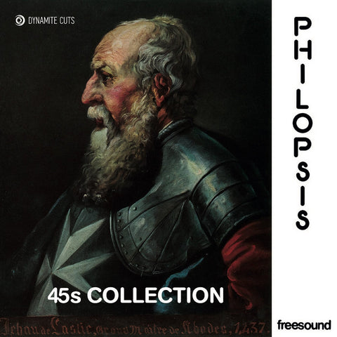 #262 Philopsis 45s Collection (Freesound Library)