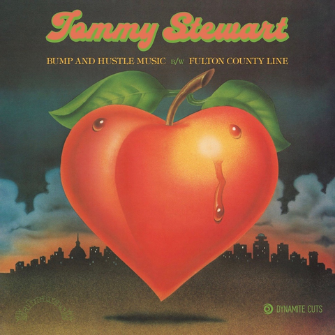 #548 Bump And Hustle Music / Fulton County Line - Tommy Stewart