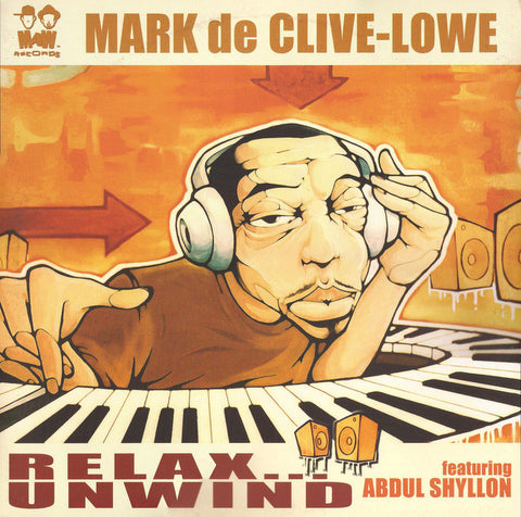 Maw-094 Relax (Unwind) - Mark de Clive-Lowe