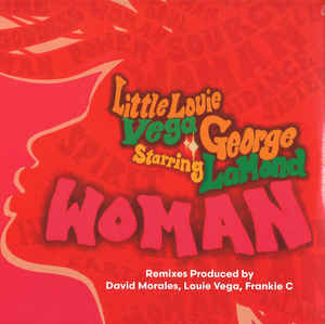 VR - 205 Woman Little Louie Vega Starring George Lamond