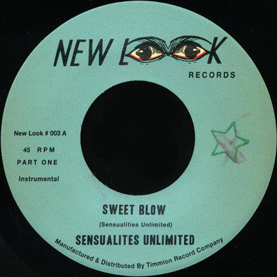 # 61 Sensualites Unlimited - Sweet Blow