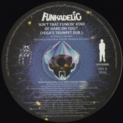 VR - 156 Ain't That Funk Kind Of Hard - Funkadelic