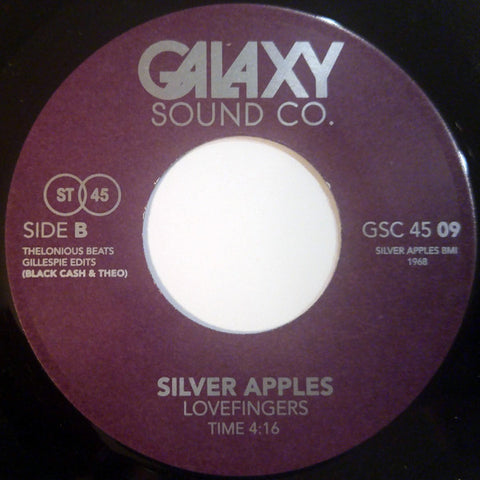 #311 Vitamin C-Can/Love Fingers-Silver Apples