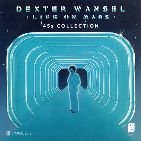 #265 Life On Mars/Theme Of The Planets - Dexter Wansel 45's Collection