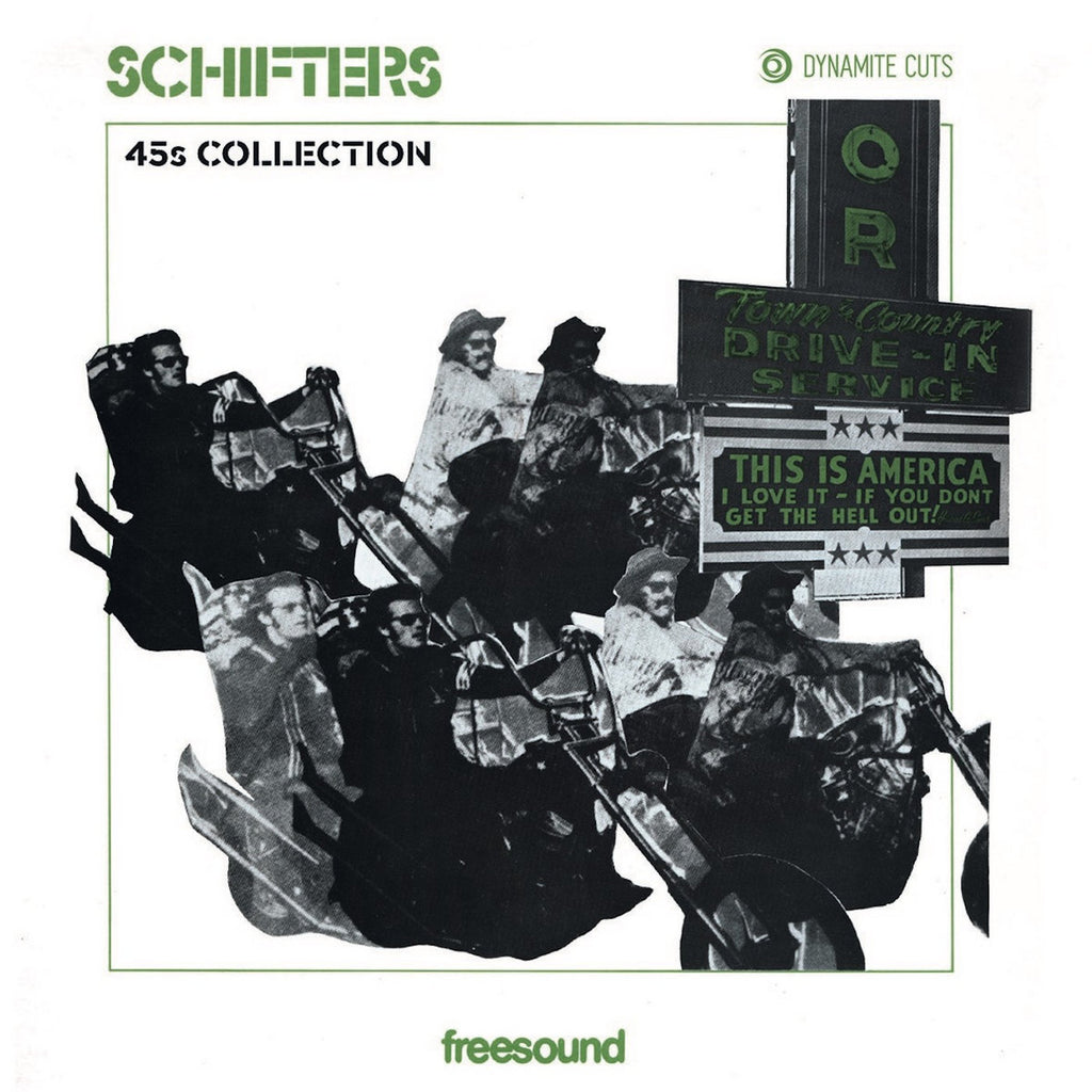 #257 Schifters 45s Collection