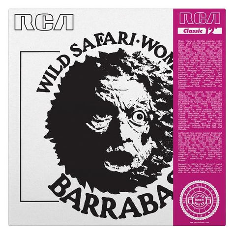 #472 Wild Safari / Woman - Barrabas