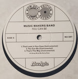 #348 You Can Be - The Music Makers Band (Special Kenny Dope Triple Pack)