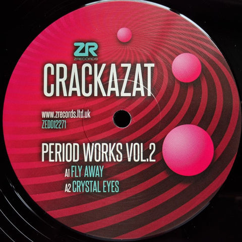 #410 Period Works Vol.2 - Crackazat