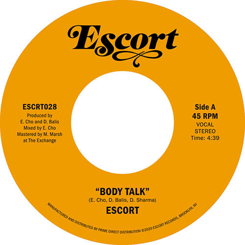 #392 Body Talk / Temptation - Escort