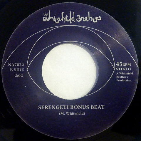 #476 Savannahstan / Serengheti Bonus Beat - Whitefield Brothers