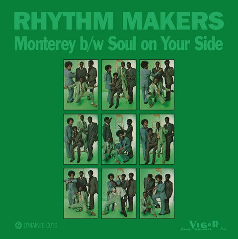 #271 Soul On Your Side/Monterey - Rhythm Makers
