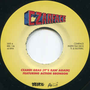 #146 Czarface - Czardi Gras Feat Action Bronson/Wake Up Show Promo