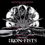 #213 The Man Iron Fist Soundtrack (The Rza)