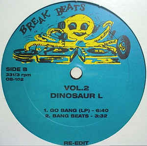 OB-102 Last Night Changed It All/Go Bang - Esther Williams/Dinosaur L