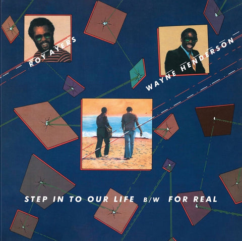 #268 Step Into Our Life/For Real - Roy Ayers