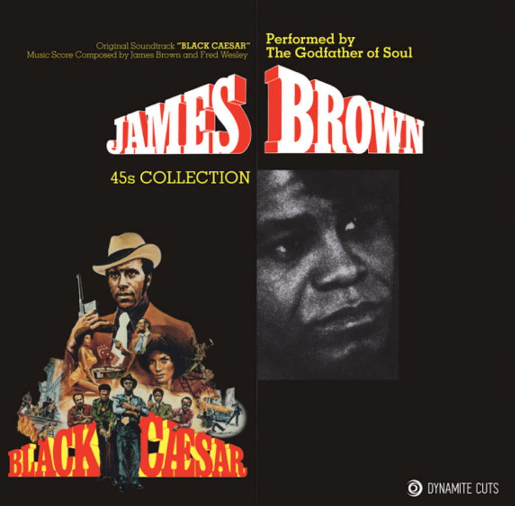 #272 Black Caesar - James Brown 45 Collection