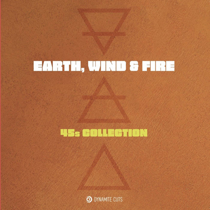 #249 Earth,WInd & Fire - 45 Collection