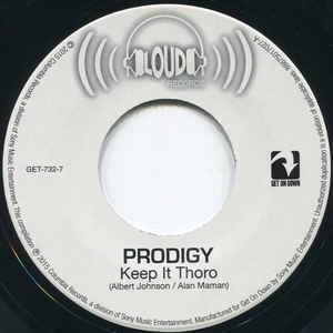 # 51 (GET-732) PRODIGY OF MOBB DEEP-KEEP IT THORO