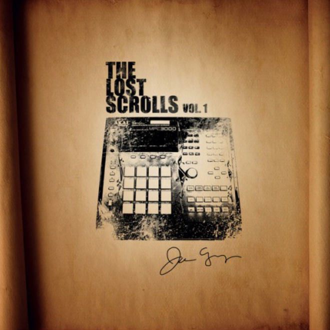#203 (DV9069-10) J Dilla-The Lost Scrolls