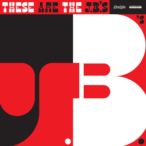 #224 (NA-5119) J.B.'s-These Are The J.B.'s